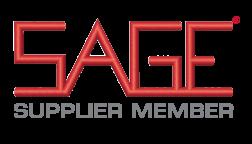 PromoTreds is a SAGE Supplier Member
