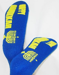Happy Hannukah PromoTreds Socks