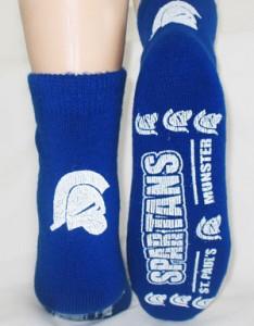 Spartans Football PromoTreds Socks