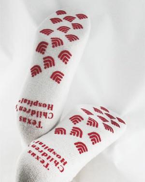 Texas Womanhospital on Texas Childrens Hospital Promotreds Socks