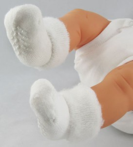 Baby Booties Tread PromoTreds Socks