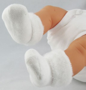 Baby Booties No Tread PromoTreads Socks